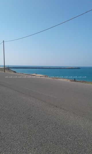 ارض 5 دونمات على شارع البحر بدير البلح