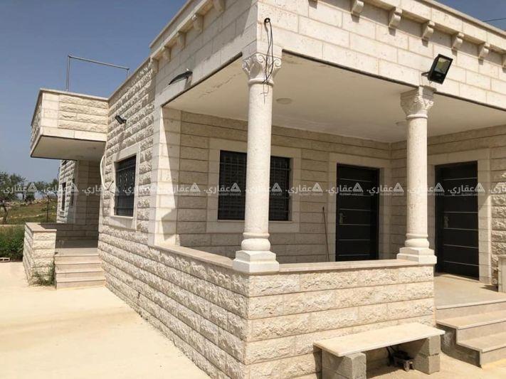 بيت مستقل للبيع تشطيب شخصي سوبر ديلوكس
