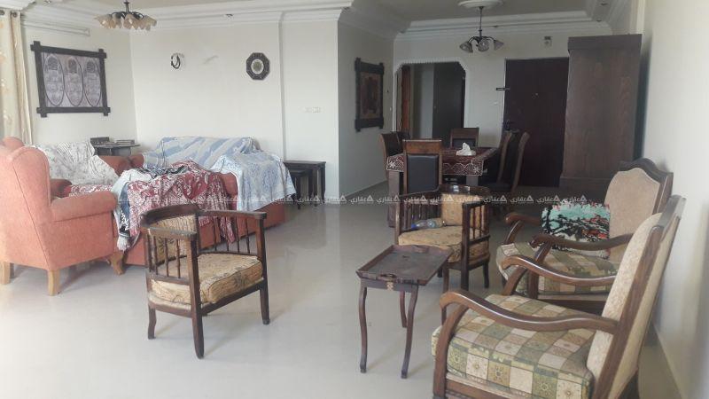 شقة تطل على بحر غزة  للبيع بالتقسيط