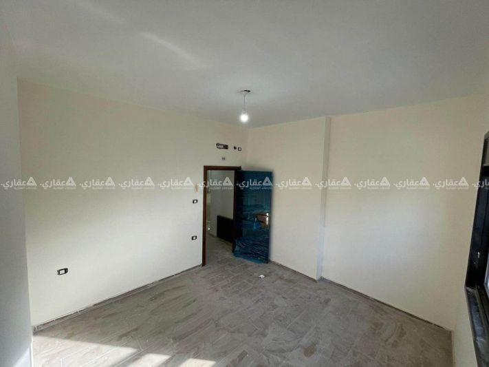 شقة للبيع أو للإيجار فوق سوبر ماركت الشني