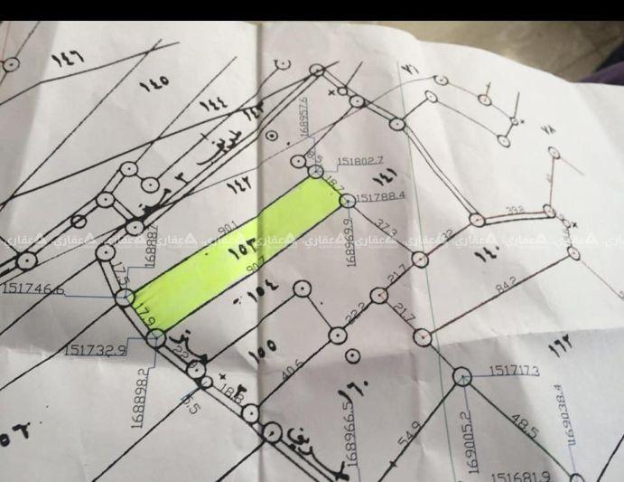 قطعة أرض للبيع (بالقرب من فلل الدوحة)
